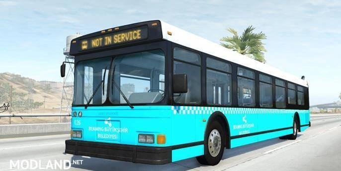 Wentward DT40L Turkish Municipal Bus [0.12.0]